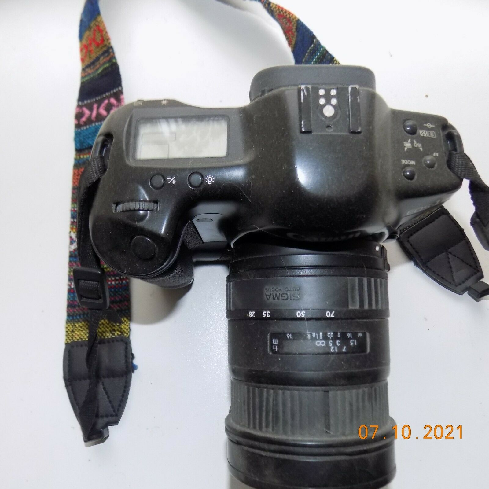 canon EOS 1N RS +zoom 28/70 f 2.8