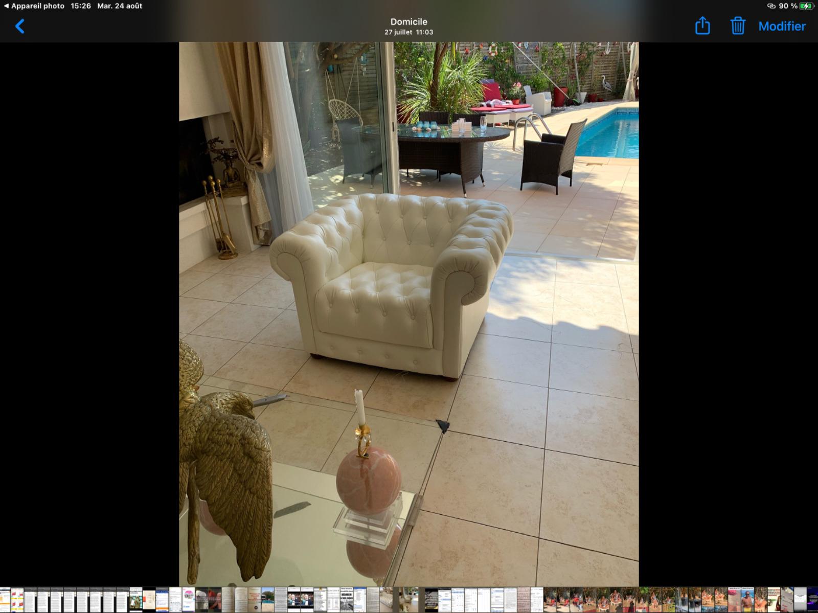 vente Viager H65ans Maison 250 m2 Sud-est de la France grande piscine