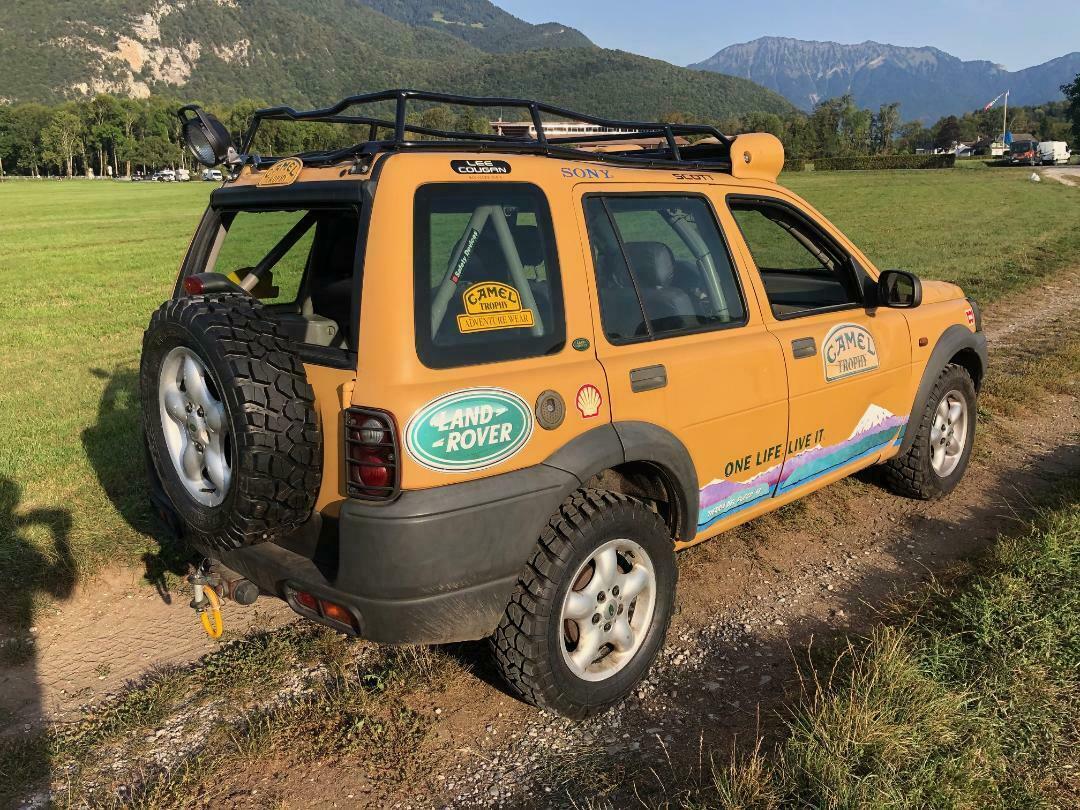 Camel Trophy Freelander L series 1998 Tierra del Fuego LHD left hand drive