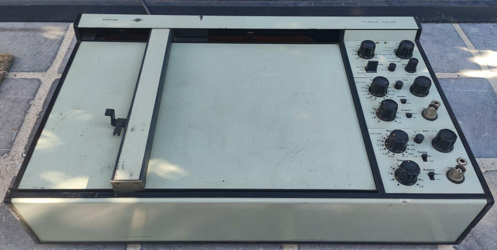 Bruel & Kjaer  XY RECORDER  Type 2308