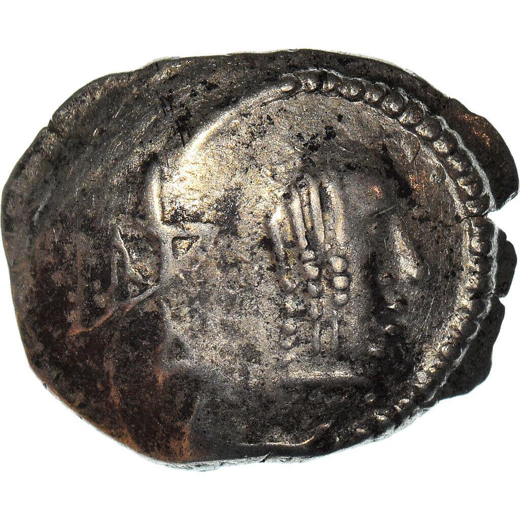 [#970753] Moneta, Arabia Felix, Himyarites, Tha'rān Ya'ūb Yuhan'im, Quinarius, 1