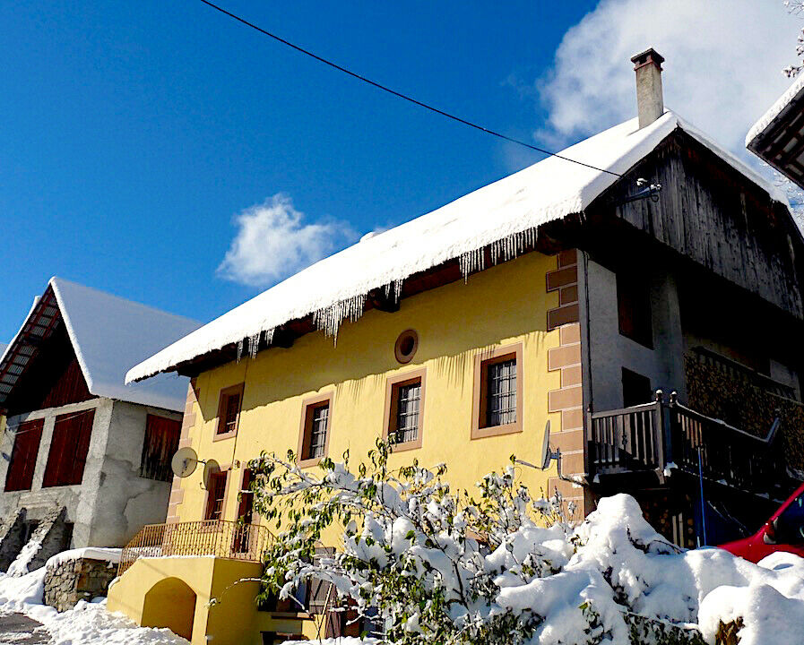 French Alps - Lifestyle Home / Business Opportunity