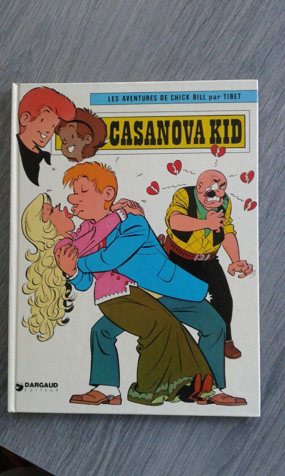 Chick bill ' Casanova kid ' bd eo