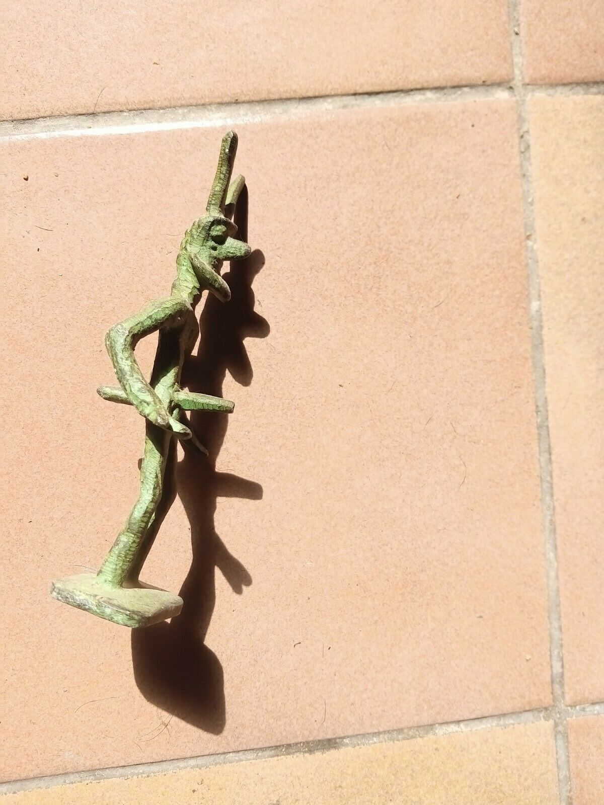Statuette En Bronze À Déterminer