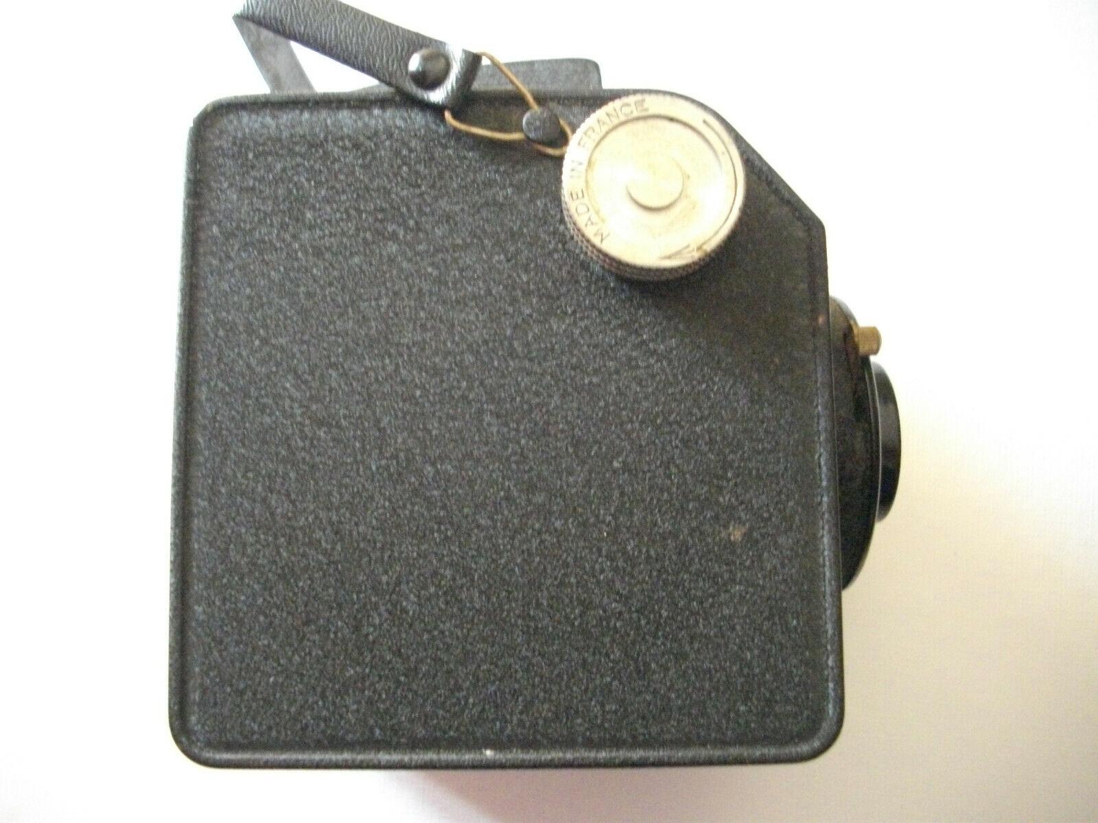 appareil photo ancien LUMIERE