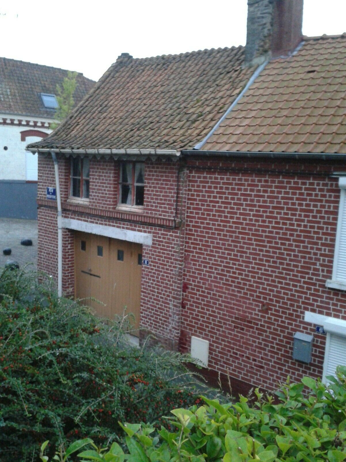 2X1870's FRENCH TOWN HOUSES FOR SALE - DEPT 62 - PART-RESTORED FOR COMPLETION.