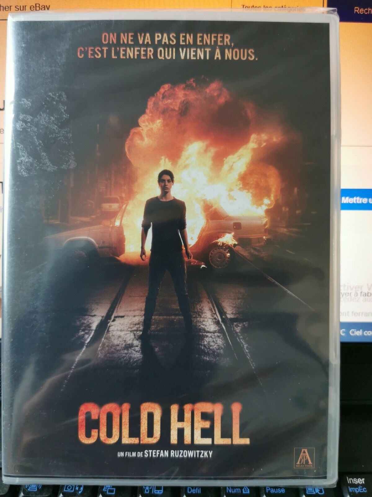 DVD COLD HELL FILM STEFAN RUZOWITZKY 2017 NEUF SOUS BLISTER