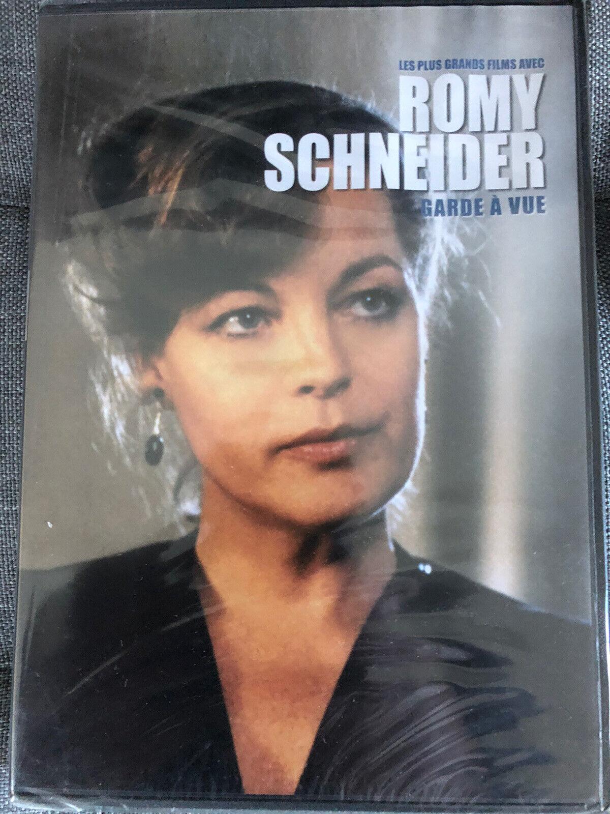Romy Schneider Dvd Garde A Vue Neuf