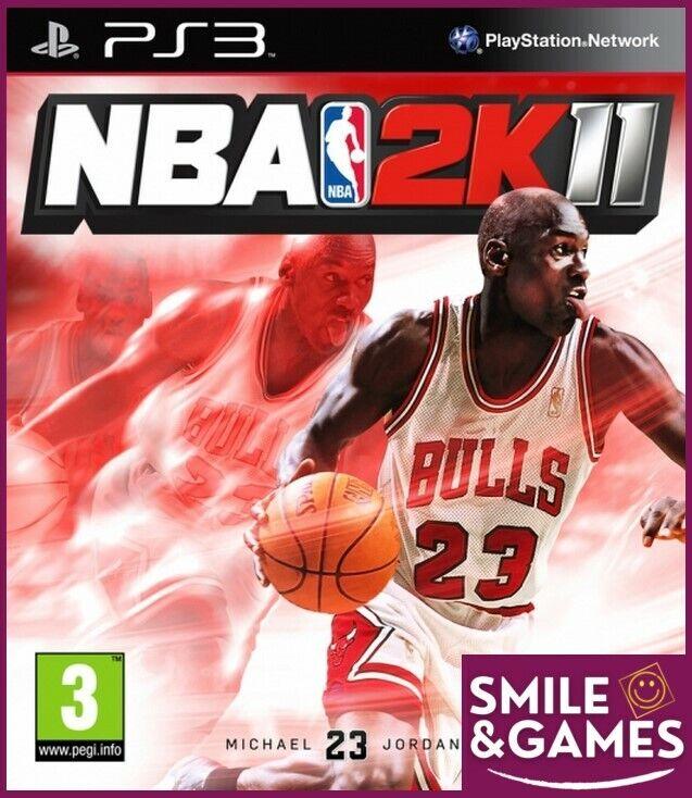 NBA 2K11 - PS3 -☺️Smile&Games☺️ Port groupés gratuit !