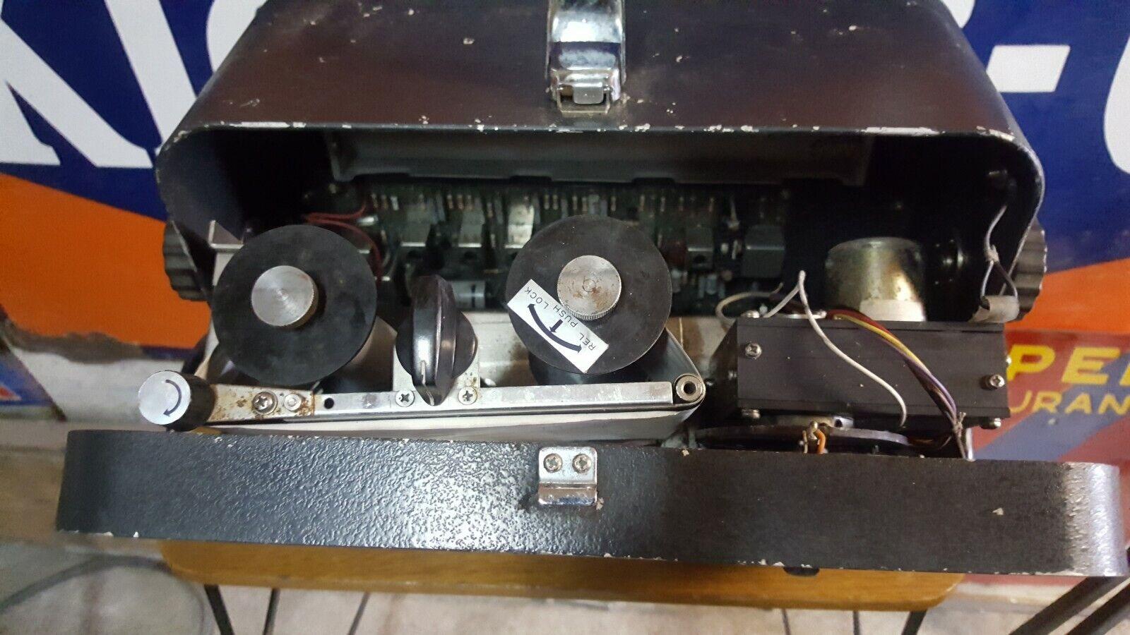 Sondeur bateau vintage ÉCHO SOUNDER JMF 707 MARINE