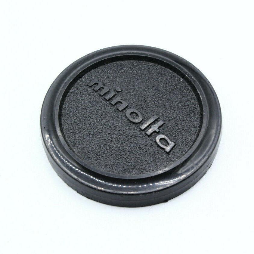 Original Minolta Vintage 55mm Front Lens Cap