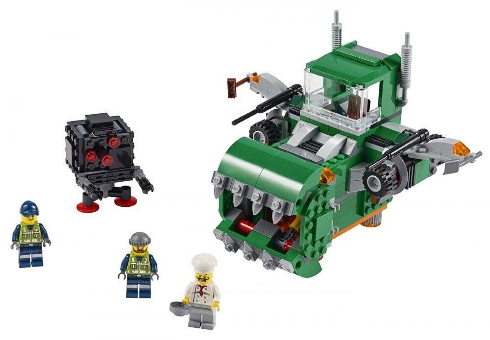 LEGO MOVIE 70805 * LE CAMION POUBELLE * + 2 NOTICEs