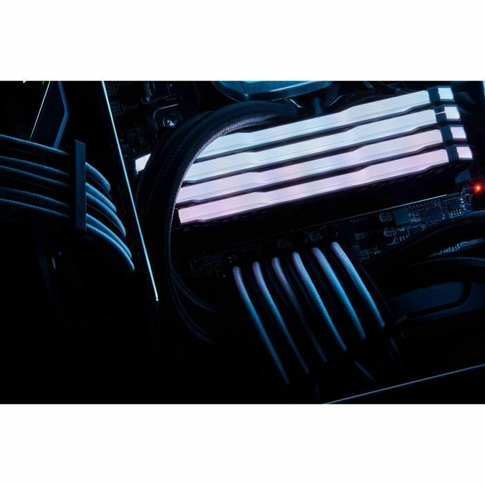 CORSAIR Premium Individually Sleeved Split PCIe cable (2 connectors), Type 4 ...
