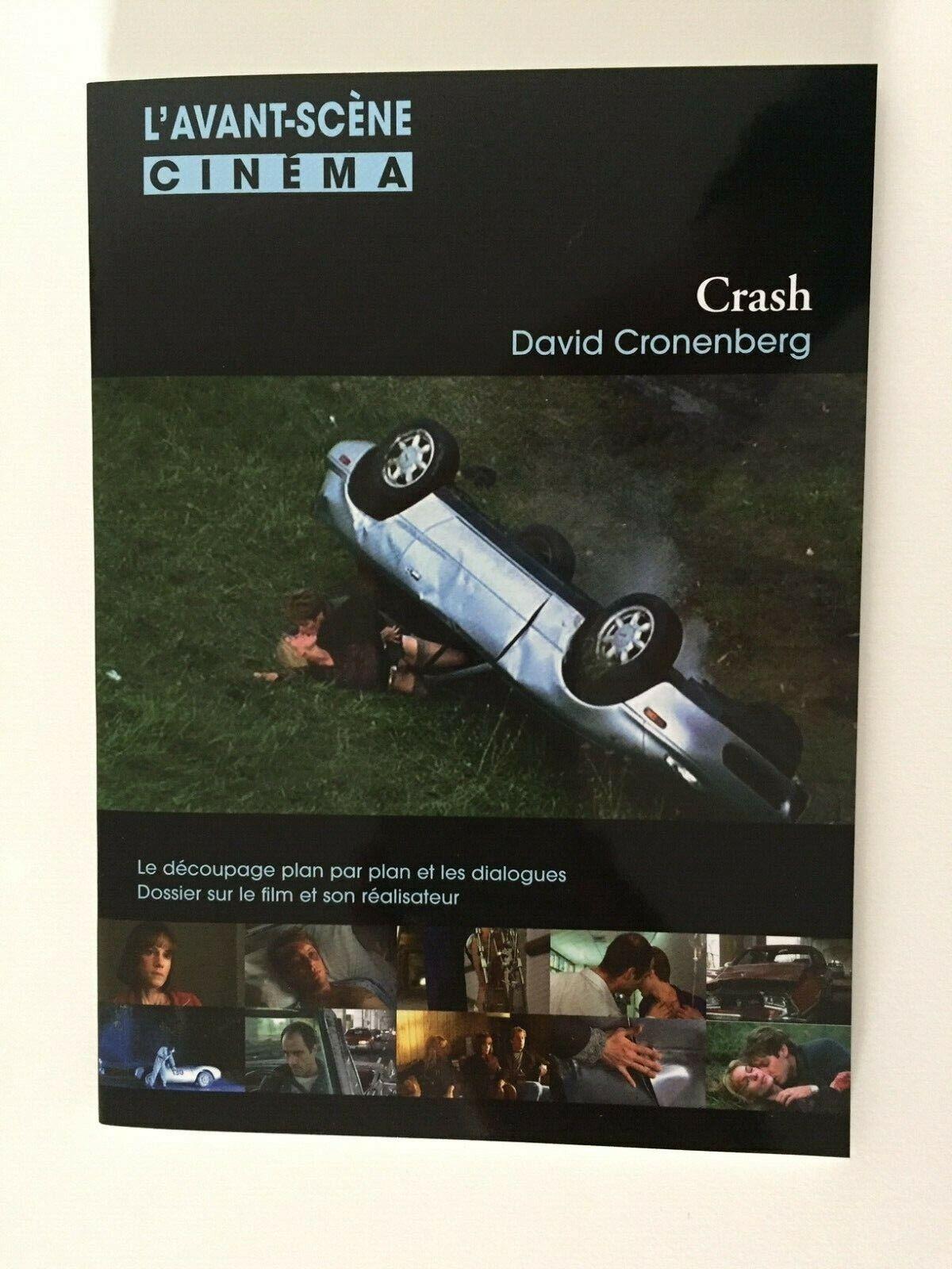 CRASH - Coffret Édition prestige DVD + livret L'avant-scène cinéma ETAT NEUF