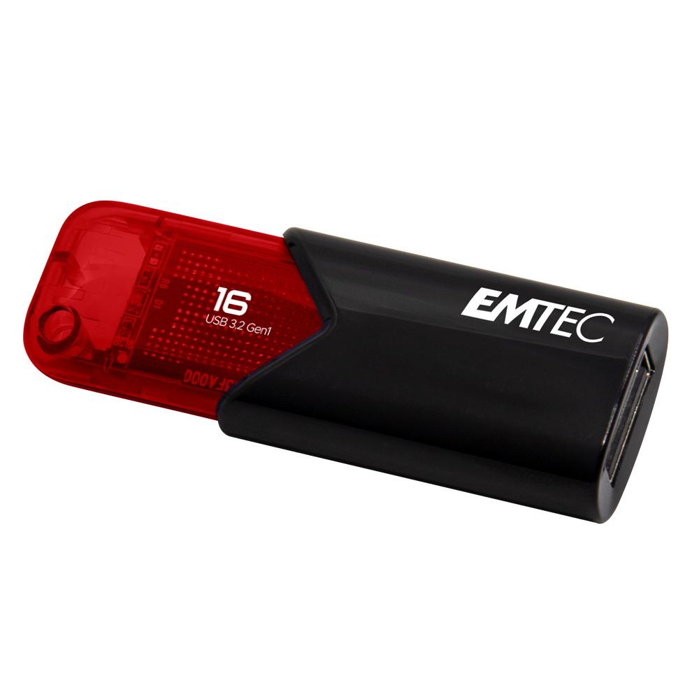 Clef USB 16Go Emtec cle USB 16 Go USB Flash Drive Click Easy USB 3.2 clé USB 16