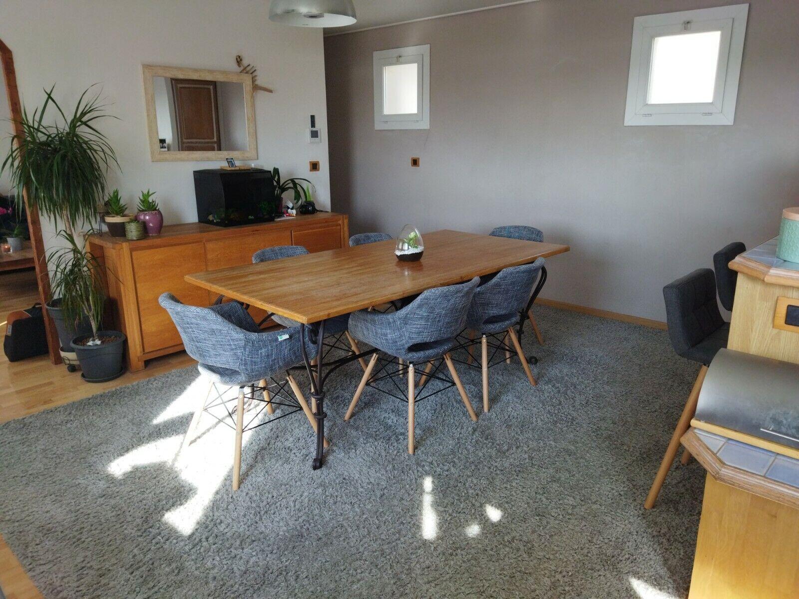 Appartement centre ville Port de Bouc 136m2 garage 60m2 cave 8m2 dispo mai 2022