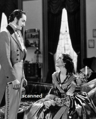 Norma Shearer Frederic March Exquisite Rare Candid 8x10 Photograph