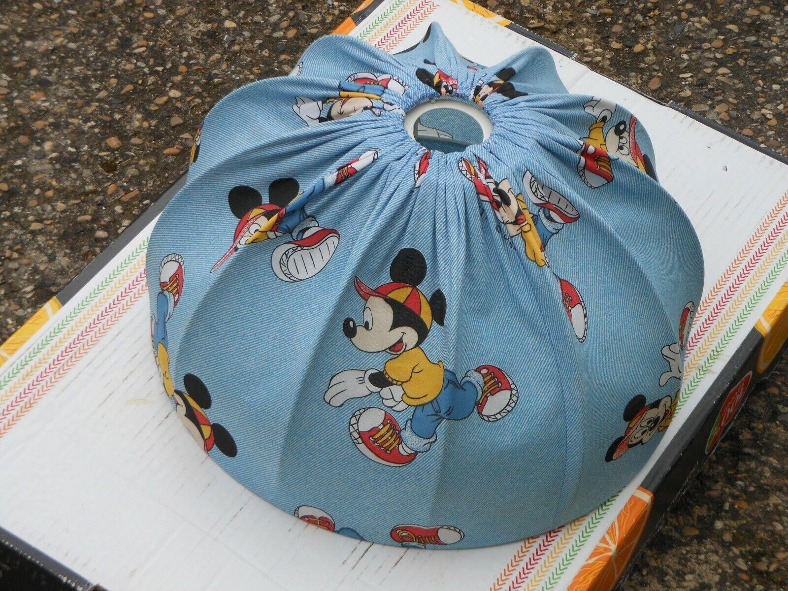 Abat-jour enfant Mickey Disney