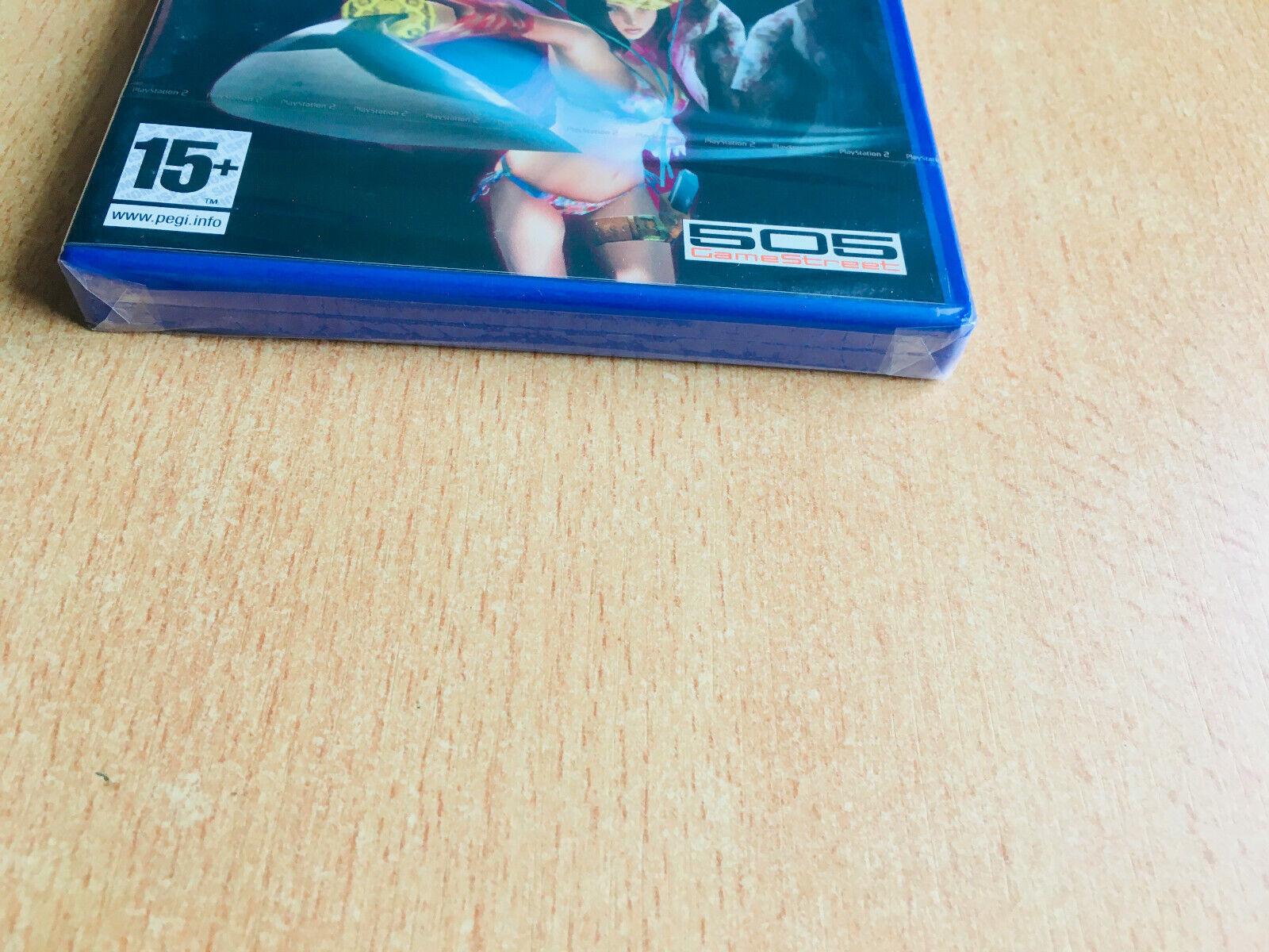 ZOMBIE ZONE  PS2 sony playstation 2 neuf blister new sealed onechanbara VGA CIB