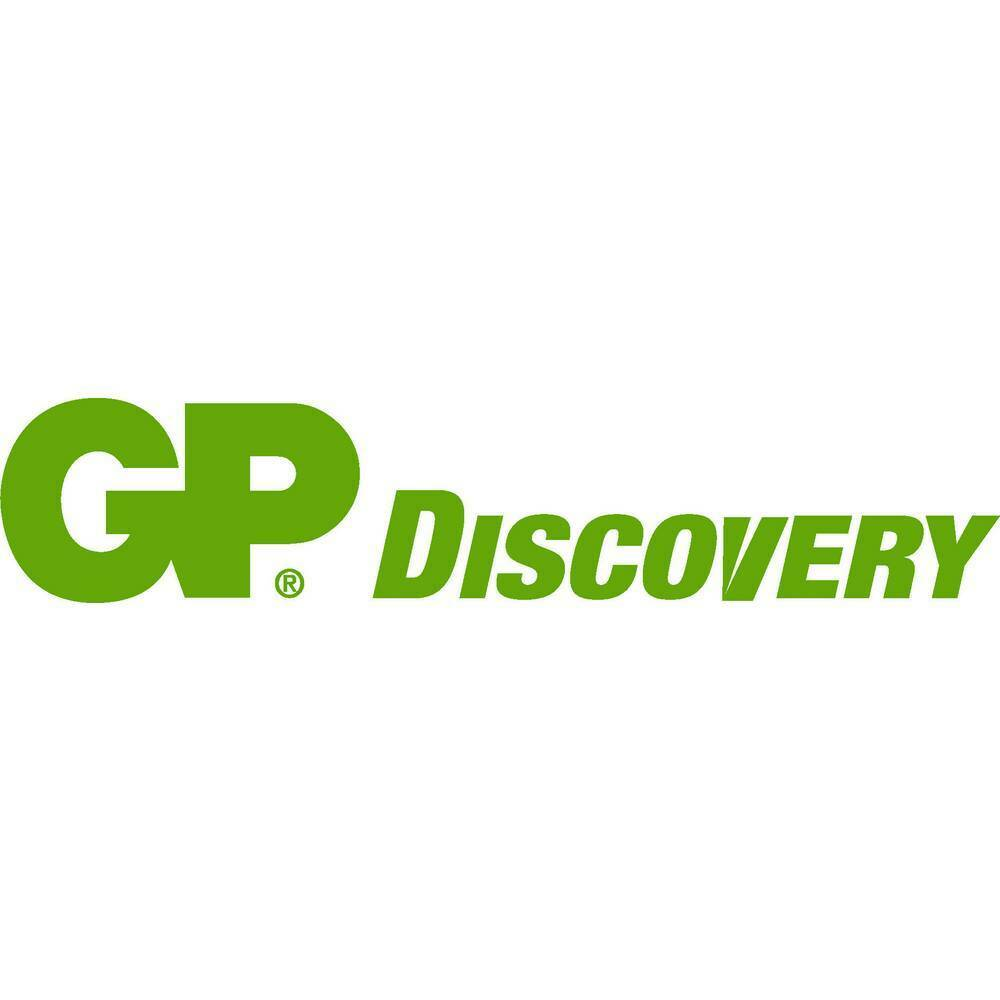 Lampe frontale LED GP Discovery CH31 à pile(s) 40 lm 6 h 260GPACTCH31000