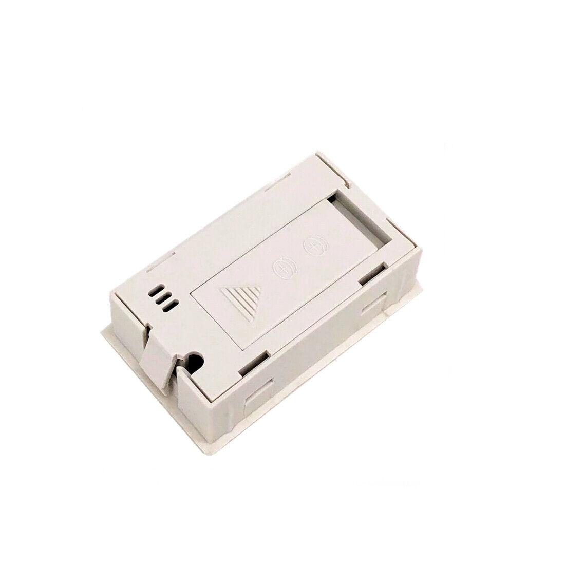 1 Thermomètre numérique LCD température -50 ~ 110 degrés Blanc + 2 piles LR44