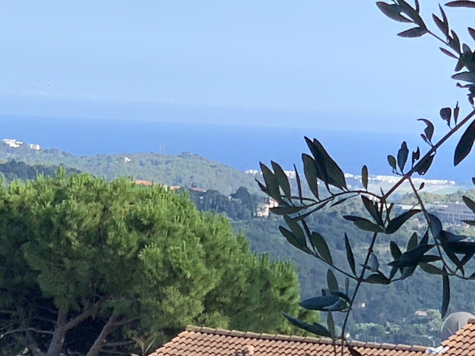 Appartement avec vue panoramique mer et colline - Côte d'Azur - Grasse