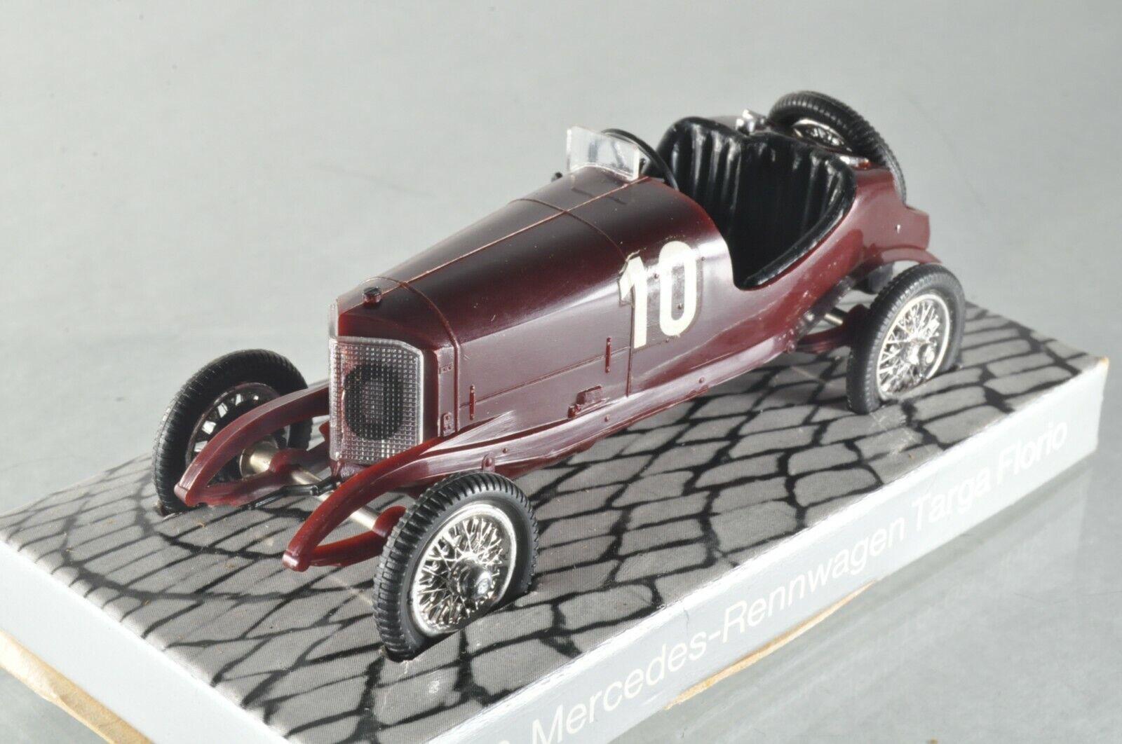 JS059 Cursor Modell #1072 1:43 1923 Mercedes Rennwagen Targa Florio A+/b