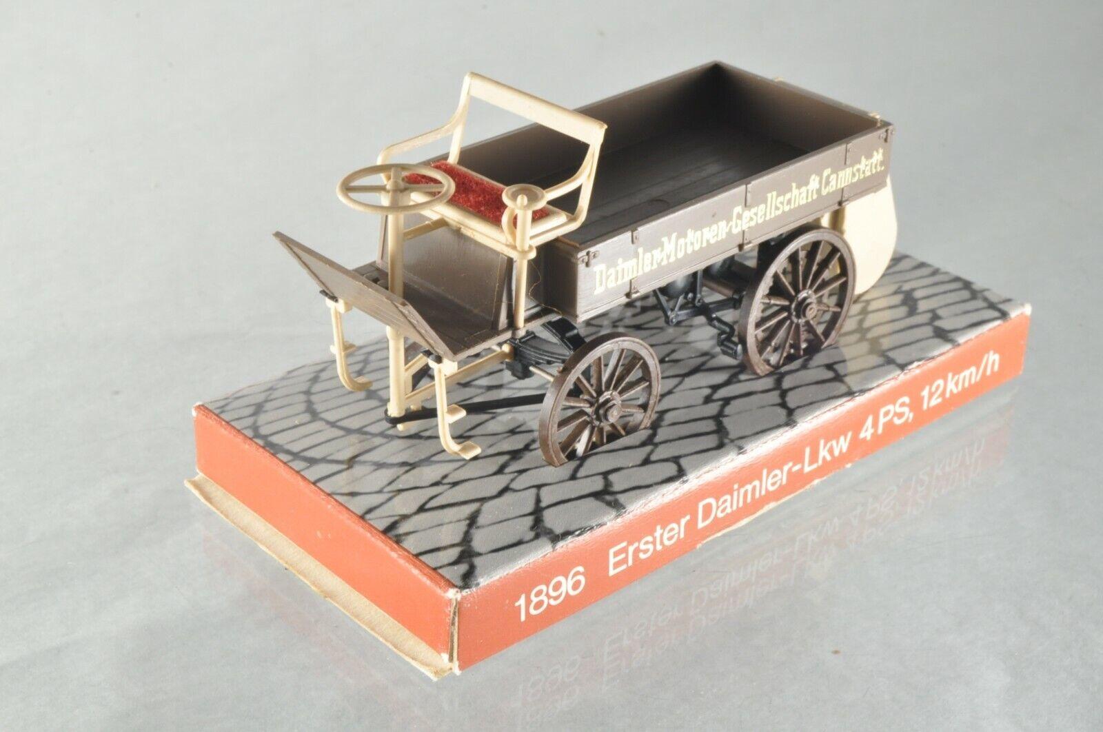 JS060 Cursor Modell 1:43 1896 Erster Daimler LKW 4PS 12km/h A+/b