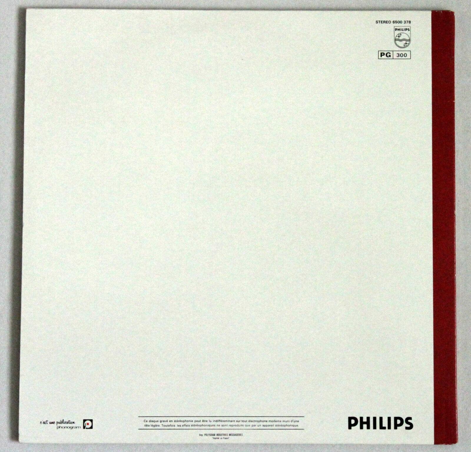 Philips 9500 670 BRAHMS BEETHOVEN Clarinet Trios PIETERSON BEAUX ARTS Trio NM+
