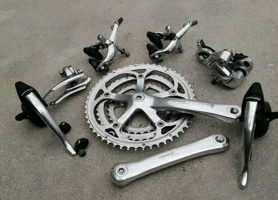 Campagnolo MIRAGE 3X8 speed Groupset